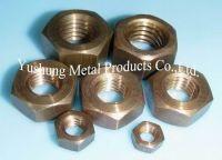 Silicon bronze hex nuts DIN934DIN6925 M3 M36
