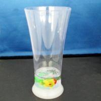 plastic flashing LED cups