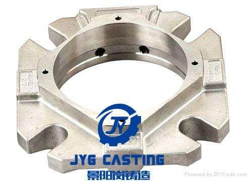 JYG Casting定制高品质精密铸造汽车零件