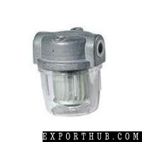 Transparent Oil FilterStrainer Burners and Boiler
