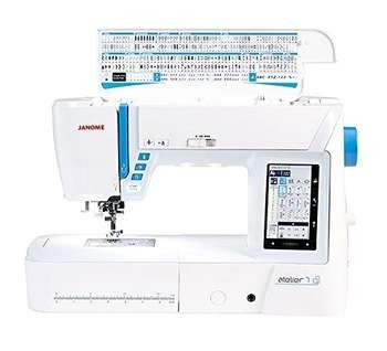 Janome Memory Craft MC 14000 V3 Horizon被子/ Elna EX 920缝纫和刺绣机快速发货