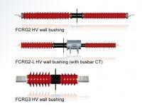 FCRG2 Drytype Capacitive Wall Bushing