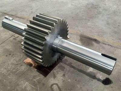 窑小齿轮总成大型铸锻件