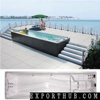 78 Meters Swimming SPA Pool Whirlpool Bathtub US Balboa System