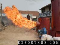 biomass burner coalfored boiler